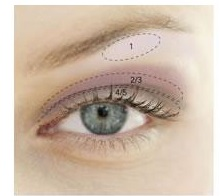 Annique Single Eyeshadow - 1pc