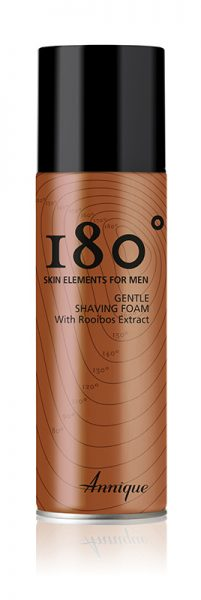 Annique 180º Gentle Shaving Foam - 250ml