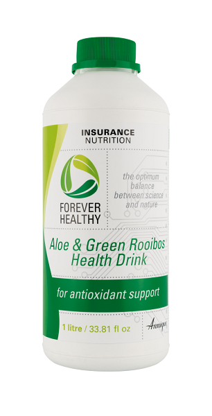 Annique Aloe & Green Rooibos Drink - 1LT