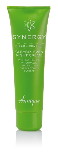 Annique Synergy Clearly Even Night Creme - 50ml