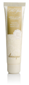 Annique Spa Vanilla Moisturising Hand Cream - 30ml