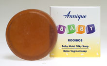 Annique Baby Moist Silky Soap - 1pc