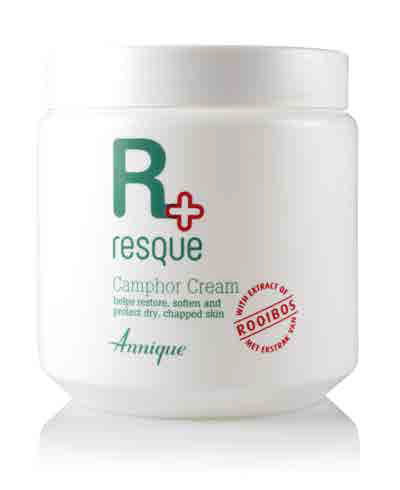Annique ResQue Camphor Cream - 500ml