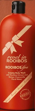 Annique Rooibos Spa Creamy Body Wash - 400ml
