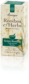 Annique Green Rooibos tea - 20 bags