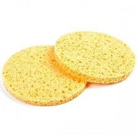 Mask & Scrub Sponges - 2pc